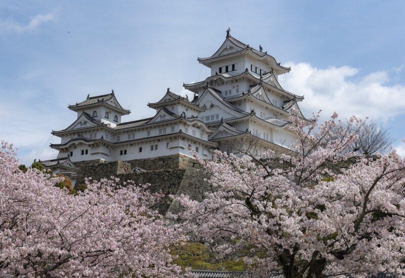 Japonia, Zamek Himeji