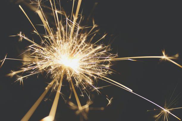 Nowy Rok - Zimne Ognie
