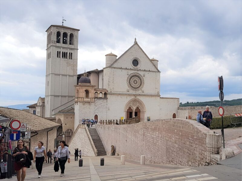 Asyż, Bazylika św.Franciszka