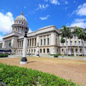 Kuba, Hawana, Kapitol, for. Piotr Orechwo