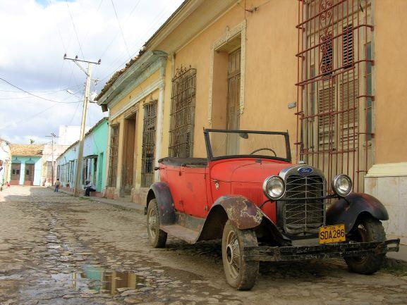 Kuba, Trynidad, fot.Piotr Orechwo
