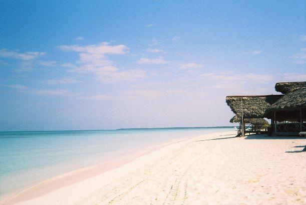 Kuba, plaże Varadero, for. Piotr Orechwo