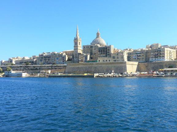 Malta, Valetta (fot. Piotr Orechwo)