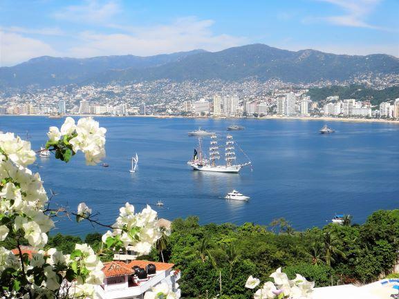 Meksyk, Acapulco, fot. Piotr Orechwo